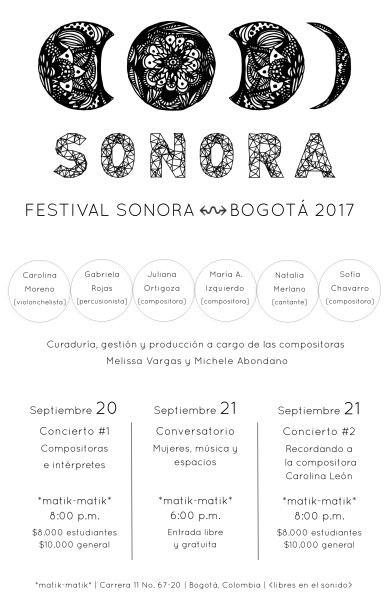 SONORA 2017